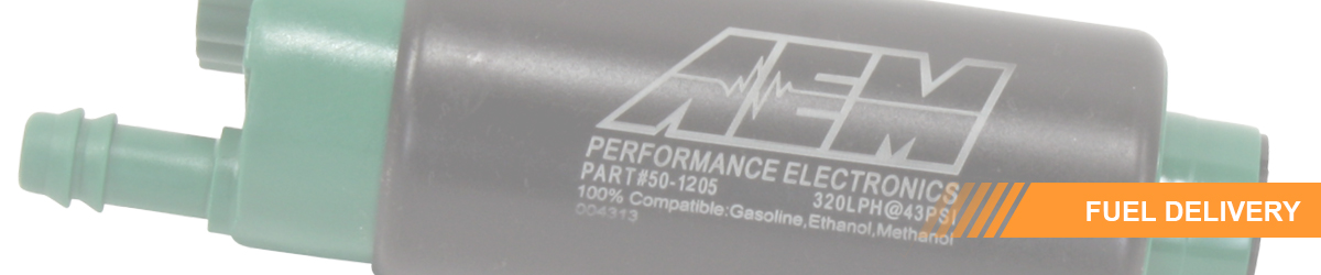 AEM High Flow Fuel Delivery