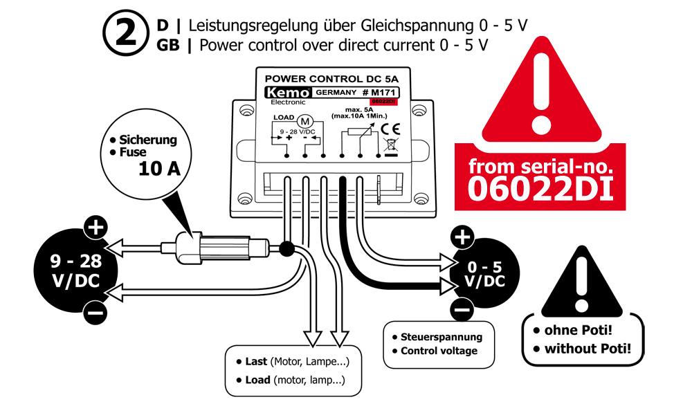 PWM Controller Wiring Diagram 2