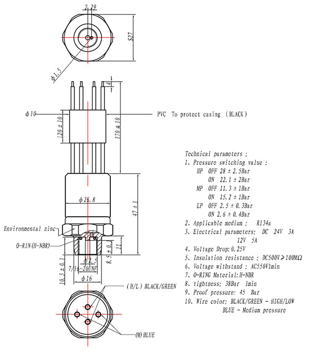 T7Design_Trinary_Pressure_Switch_LMH-971-641_Specifications