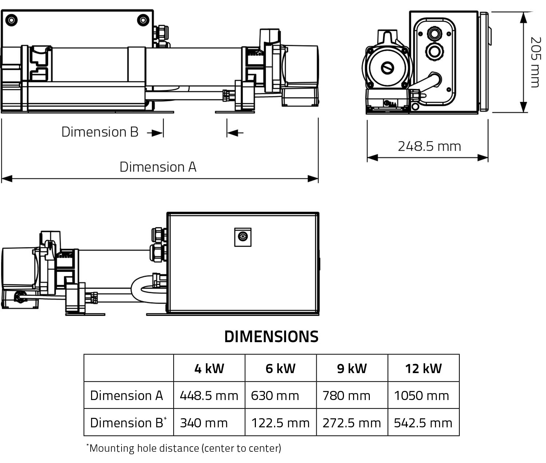 Topstart Engine Pre-Heater